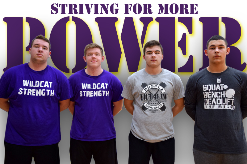 Onsted power lifters