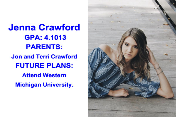 8Jenna Crawford