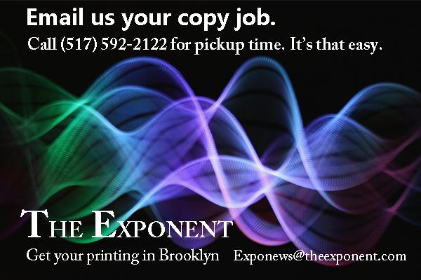 Exponent print job